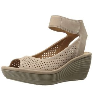 Clarks Reedly Wedge